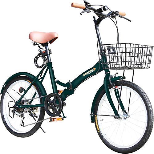 THREE STONE 折りたたみ自転車 P-008 B07J29JGLY 1枚目