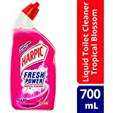 Harpic Fresh Power Liquid Toilet Cleaner Tropical Blossom, 700, Tropical Blossom