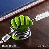 InfoThink USBケーブル MARVEL マイティ・ソー バトルロイヤル iPhone・iPad Lightningケーブル ライトニング 急速充電 ハルク [並行輸入品]