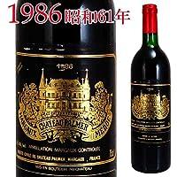 シャトー パルメ 1986 750ml赤 マルゴー格付3級