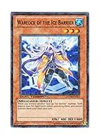 遊戯王 英語版 DT04-EN033 Warlock of the Ice Barrier 氷結界の破術師 (ノーマル・パラレル)