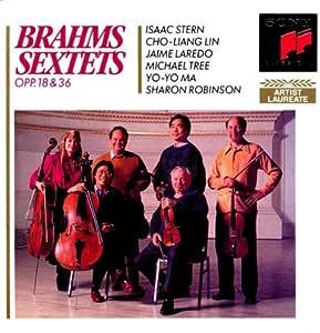 Brahms Sextets Op.18/36 Theme