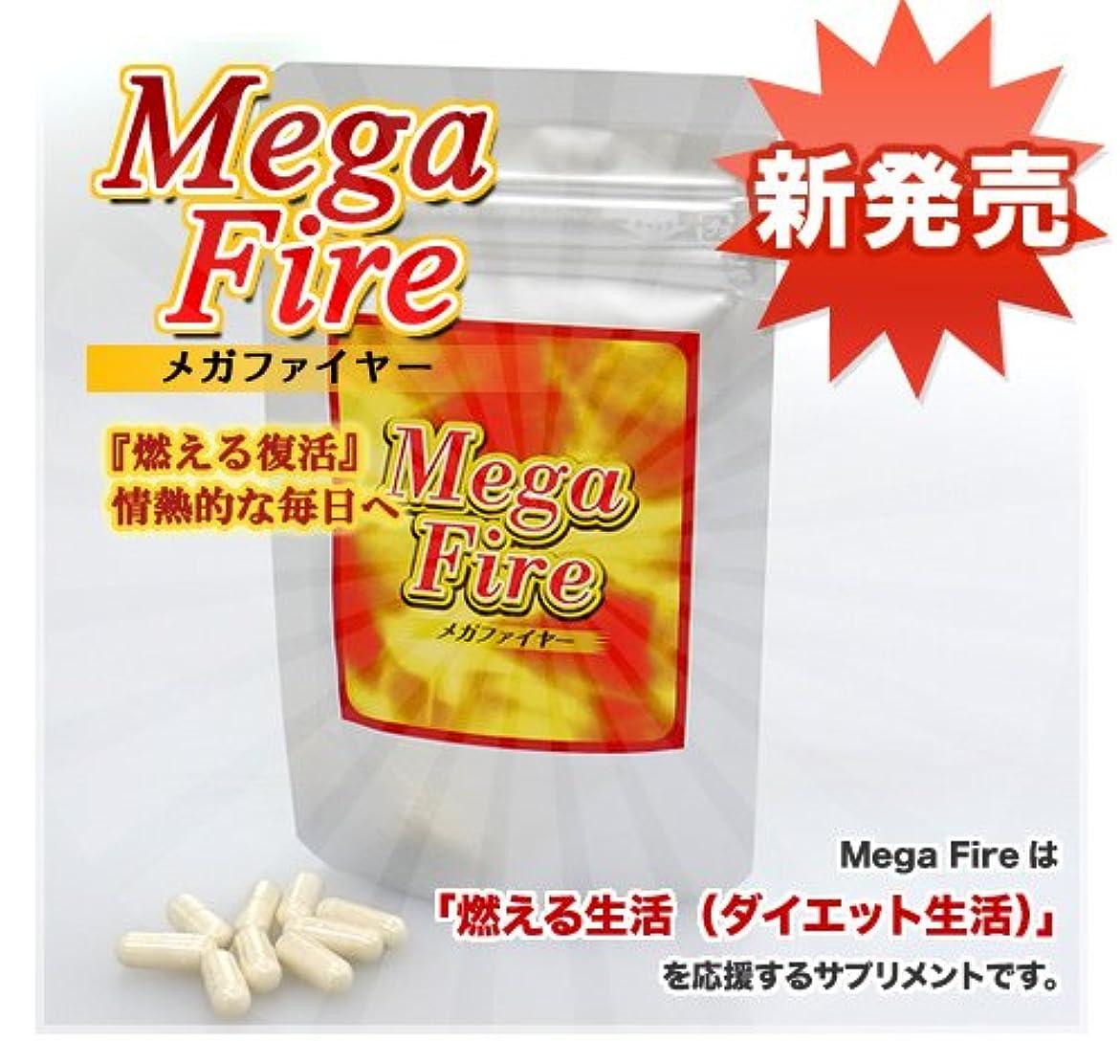 腸悲しむ観察するMegaFire(メガファイヤー)3ヶ月セット