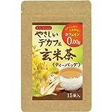 ティーブティック やさしいデカフェ玄米茶 1.7g×15袋 健康食品 健康茶 健康茶 [並行輸入品]