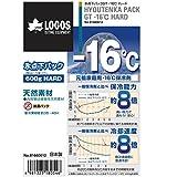 ロゴス(LOGOS) 保冷剤 氷点下パック GTマイナス16度 ハード 600 長時間保冷 画像