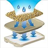 ニャンとも清潔トイレ 脱臭・抗菌チップ 大容量 小さめ4.4L [猫砂] 画像
