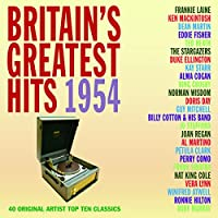 Britains Greatest Hits 1954