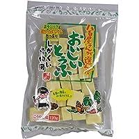 登喜和冷凍食品 八百屋さんが選んだおいしい豆腐しかくい煮物用 120g×5袋
