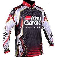 Abu Garcia Pro Tournament Jersey Shirt L Size