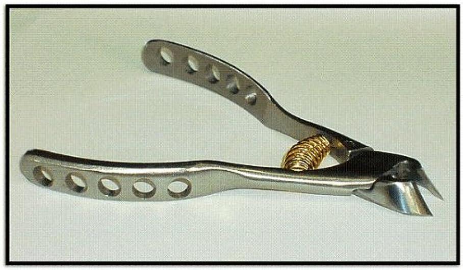 恵み耐えるパンツ日本製 プレミアム?ニッパー爪切 穴あきクレーター高級ンハンドル  難儀爪や巻爪に! 完全品