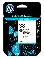 ヒューレット・パッカード HP 38 インクカートリッジ マットブラック