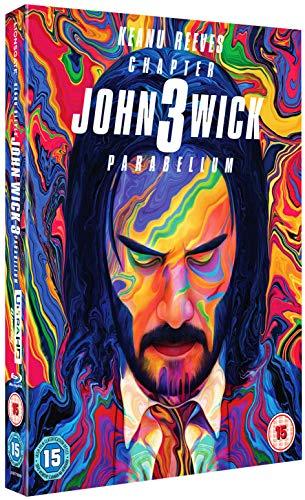 ジョン・ウィック:パラベラム 限定スチールブック仕様[4K UHD+Blu-ray ※日本語無し](輸入版)