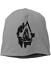 【Dera Princess】メンズ レディース ニット帽 Uniteロゴ コットン ニットキャップ 帽子 オールシーズン 被れる