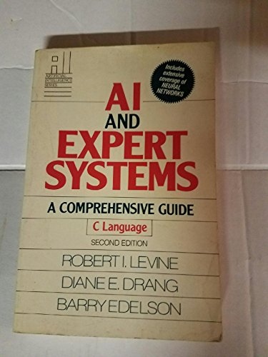 Download Ai and Expert Systems: A Comprehensive Guide, C Language (Artificial Intelligence Series) 0070375003