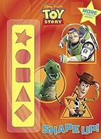 Shape Up! (Disney/Pixar Toy Story) (Color Plus Stencil)