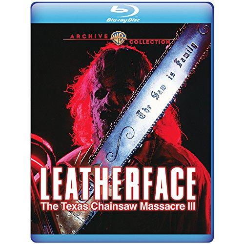 Leatherface: The Texas Chainsaw Massacre III [Blu-ray]