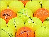 【ABランク落書き】Titleist(タイトリスト) VG3 カラーボール混合 2014年モデル 20個セット【ロストボール】
