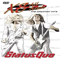 Xs All Areas: Greatest Hits by Status Quo (2008-10-21)