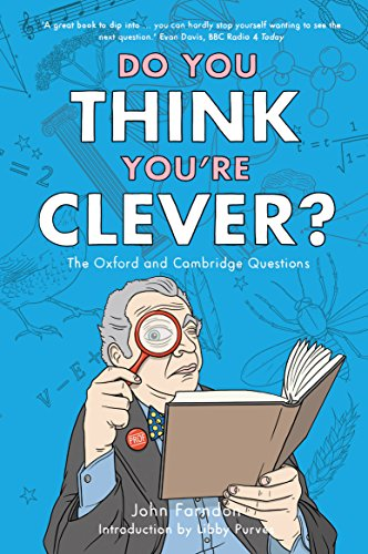 Do You Think You're Clever?: The Oxford and Cambridge Questionsの詳細を見る