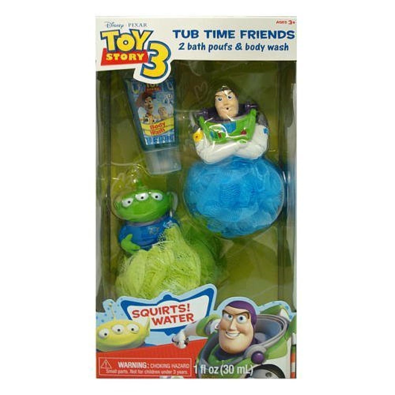 Toy Story 3 Tub Time Friends by Disney [並行輸入品]