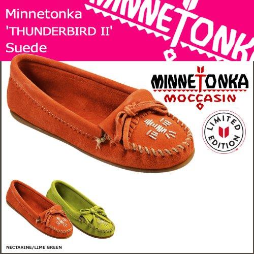 (ミネトンカ) MINNETONKA 607S THUNDERBIRD 2 サンダーバード2 US7(約23.5-24.0cm) NECTARINE(607S) (並行輸入品)