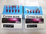 561 PPLS GRAPHTEC(グラフテック) CB09 タイプ カッティングブレード 互換品 45° 15本セット