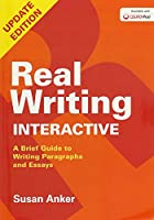 Real Writing Interactive + Launchpad Solo for Readers and Writers, Six Month Access