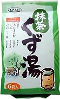 美味しい 抹茶くず湯【20g×6袋】