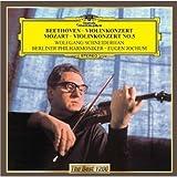 ベートーヴェン:ヴァイオリン協奏曲、モーツァルト:ヴァイオリン協奏曲第5番「トルコ風」