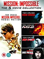 Mission: Impossible 1-5 [Region 2]