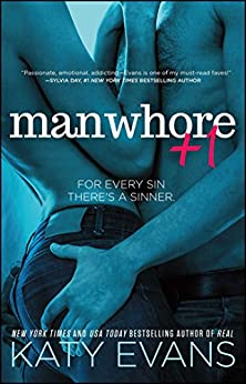 Manwhore +1 (The Manwhore Series Book 2) by [Evans, Katy]