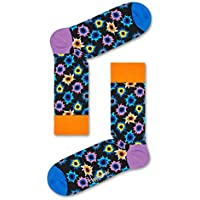 Happy Socks Men's Bang Sock, Multicoloured, 41-46