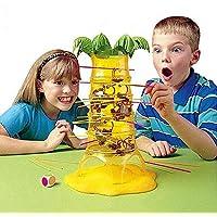 Kasstino タンブリングモンキー落下ボードゲーム 子供と大人用 教育玩具 誕生日プレゼント