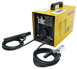 スズキッド(SUZUKID) 100V/200V兼用交流機 スターク120 50Hz専用 SSC-121