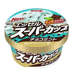 明治 エッセルスーパーカップ チョコミント 200ml×24個