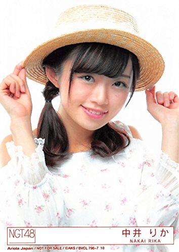 【中井りか】 公式生写真 NGT48 青春時計 封入特典 Type-A