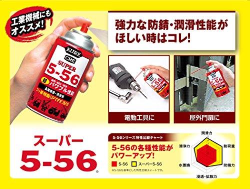 KURE スーパー5-56(クレ556) 70ml