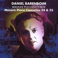 Mozart: Piano Concertos 24 & 25