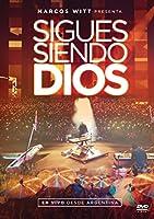 Sigues Siendo Dios DVD en vivo en Argentina
