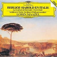 ベルリオーズ:交響曲「イタリアのハロルド」、序曲「ローマの謝肉祭」