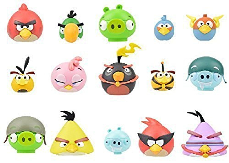K'Nex Angry Birds Series 2 Blind Bag Characters 6pack