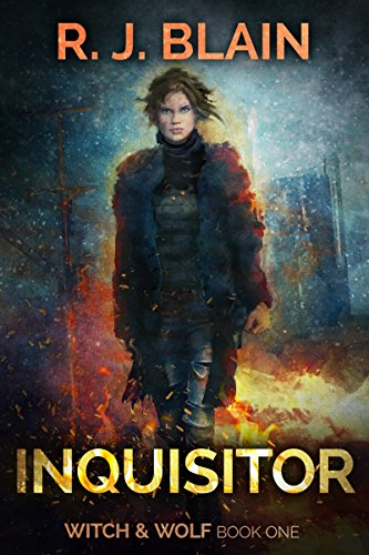 Inquisitor (Witch & Wolf Book 1) (English Edition)