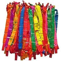 Slec tech バルーンおもちゃ子供祭り風船バルーンの装飾誕生日結婚式飾り装飾100個
