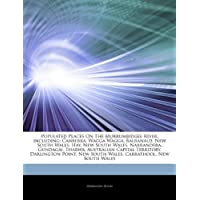 Articles on Populated Places on the Murrumbidgee River, Including: Canberra, Wagga Wagga, Balranald, New South Wales, Hay, New South Wales, Narrandera