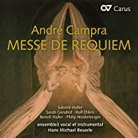 Messe De Requiem - Do Profundis by Andre Campra