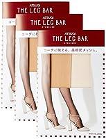[アツギ] ATSUGI THE LEG BAR(アツギザレッグバー) メッシュ柄 ストッキング FP50803 レディース ヌーディベージュ 日本 L~LL (日本サイズ2L相当)