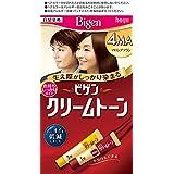 ホーユー ビゲン クリームトーン 4MA (マロンブラウン)  1剤40g+2剤40g
