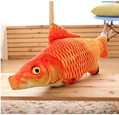 MILEE さかな抱き枕 魚ぬいぐるみ 本物そっくり リアルおもちゃ 子供玩具 鯉 クリスマス・イベント・ベビー誕生日 (100cm)