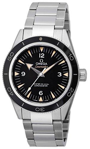 [オメガ]OMEGA 腕時計 シーマスター 300M ブラッ...