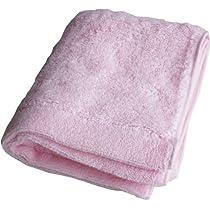 今治タオル フェイスタオル プレミアムロングパイル ピンク